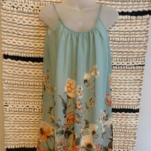Float summer dress